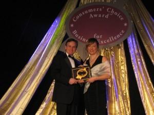 Consumers' Choice Award 2010