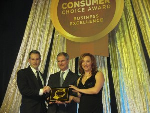 Consumers' Choice Award 2009